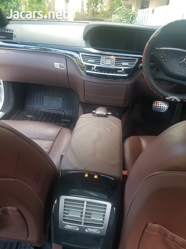 Mercedes-Benz S-Class 3,0L 2011-5