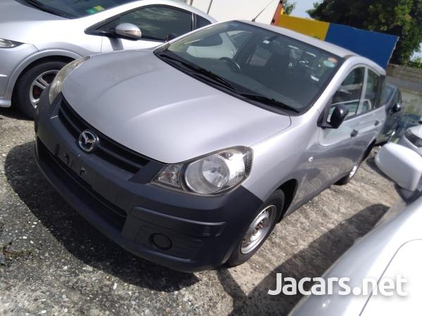 Mazda Familia 1,5L 2014-1