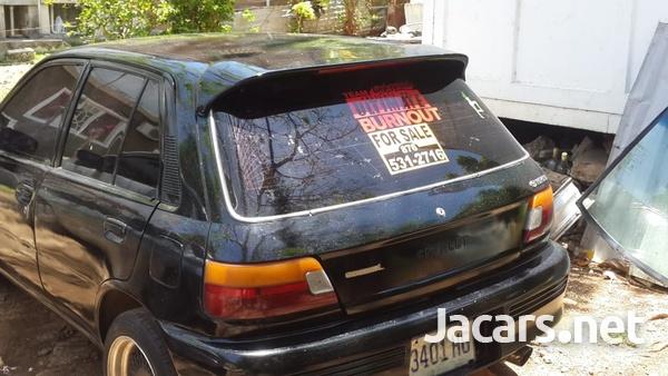 Toyota Starlet 1,4L 1991-7