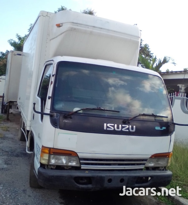 2005 Isuzu Elf Box Truck-1