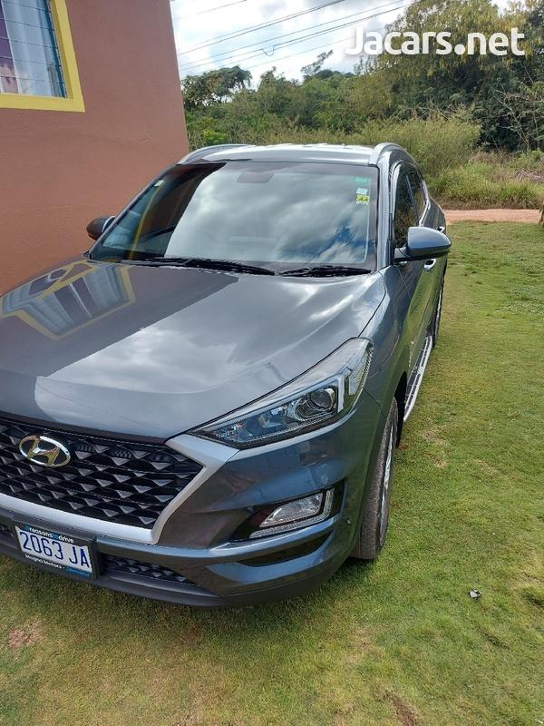 Hyundai Tucson 2,0L 2019-7