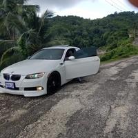 BMW 3-Series 3,5L 2008