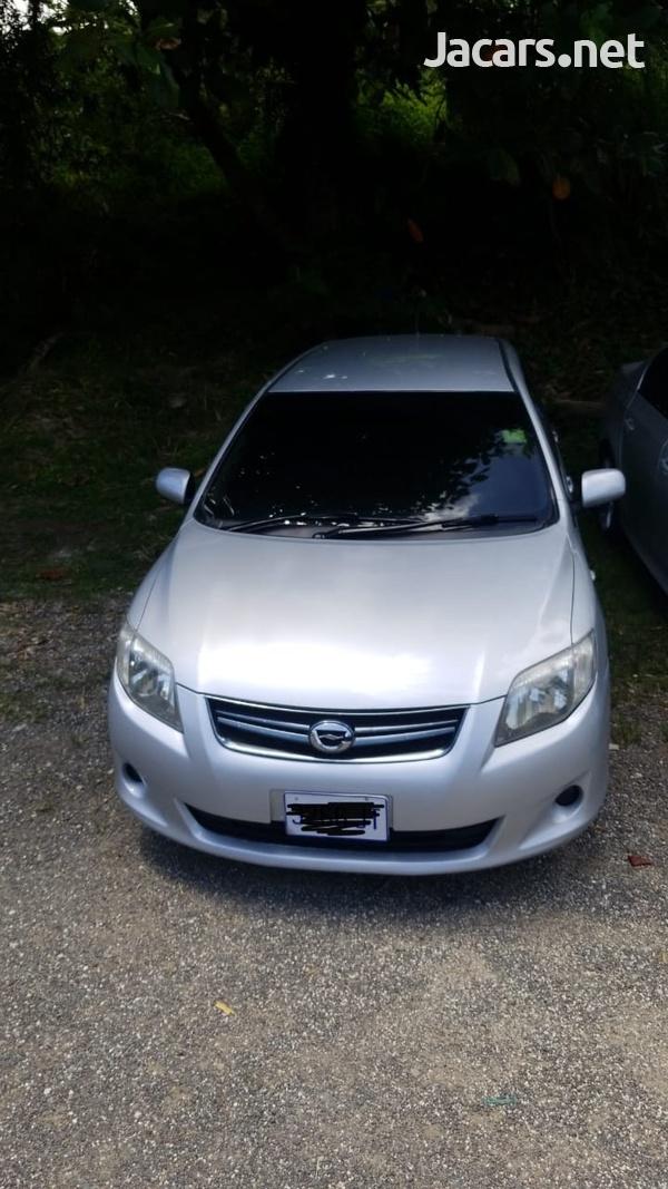 Toyota Fielder 1,8L 2010-3