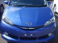 Toyota Wish 1,7L 2015