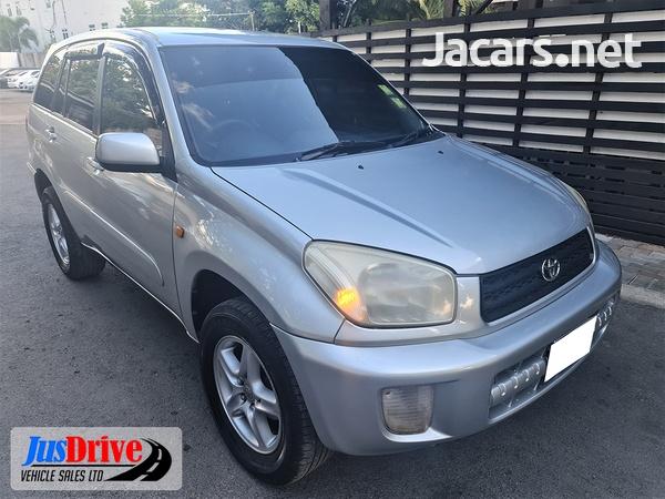 Toyota RAV4 2,0L 2002-1