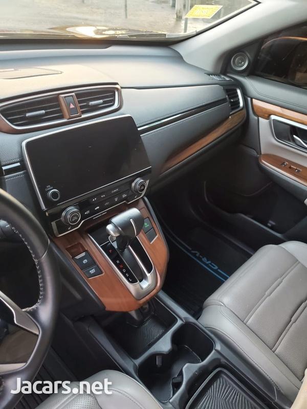 Honda CR-V 2,4L 2017-4