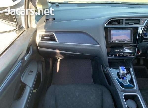 Honda Fit Shuttle 1,5L 2016-7