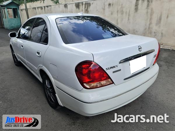 Nissan Sunny 1,6L 2006-3