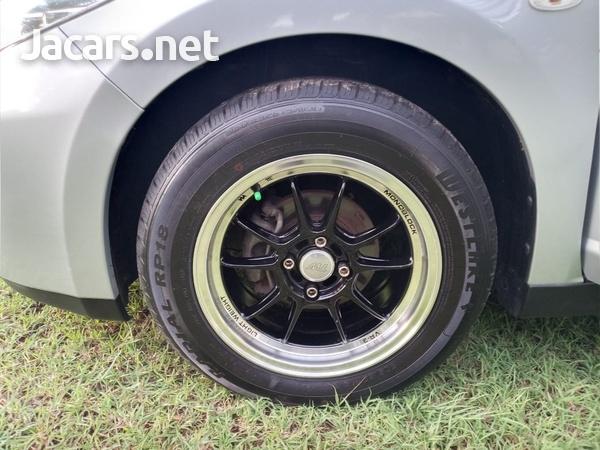 Nissan Tiida 1,5L 2012-12