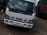2008 Isuzu NQR Freezer Body