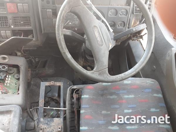 2002 Seddon Atkinson Cab and Chassis-1