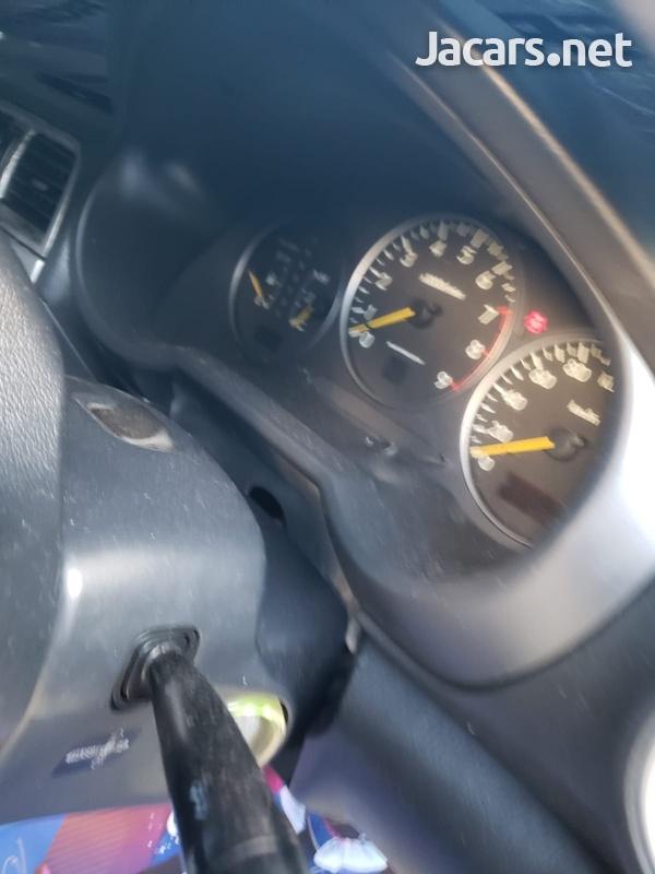 Subaru WRX STI 2,0L 2001-9