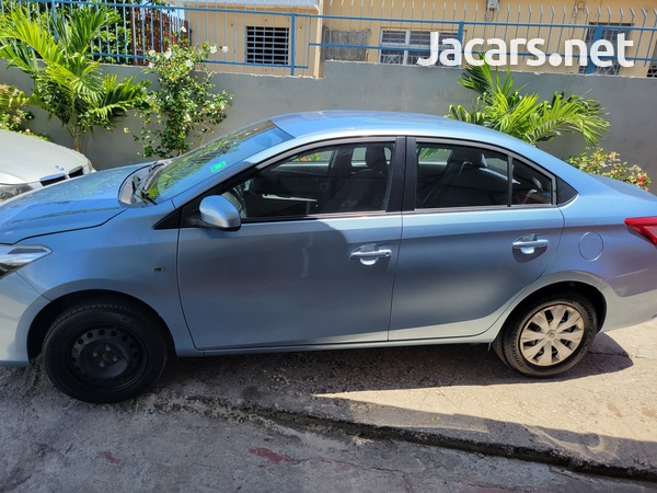 Toyota Yaris 1,5L 2018-2