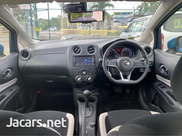Nissan Note 1,2L 2017-7