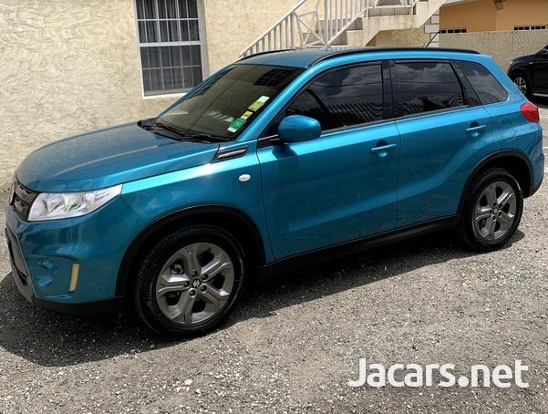 Suzuki Vitara 1,6L 2018-3