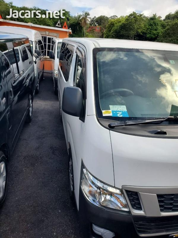 Nissan Caravan 2,0L 2015-3