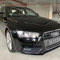 Audi A4 1,6L 2015