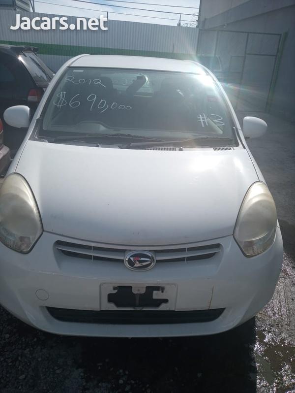 Daihatsu Boon 1,0L 2012-1