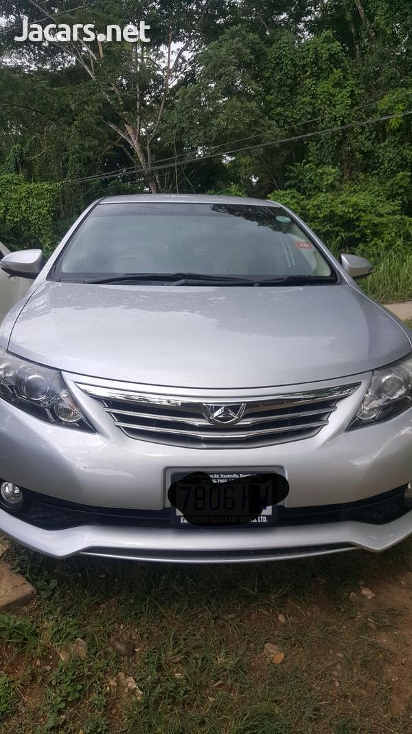 Toyota Allion 1,7L 2013-2