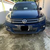 Volkswagen Tiguan 2,0L 2012