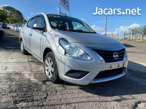 Nissan Latio 1,5L 2016-2