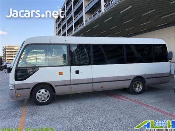 2012 Toyota Coaster Bus-12