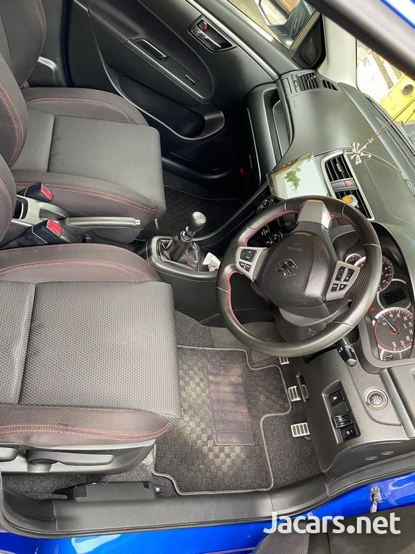 Suzuki Swift RS 1,8L 2014-4
