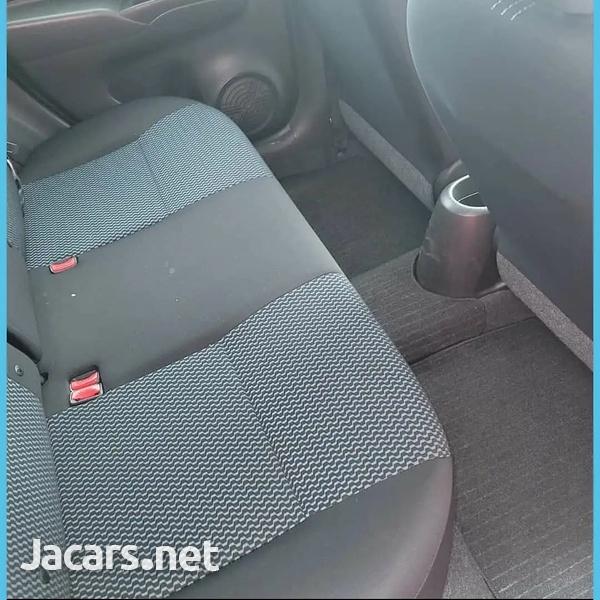 Nissan Note 1,3L 2016-2
