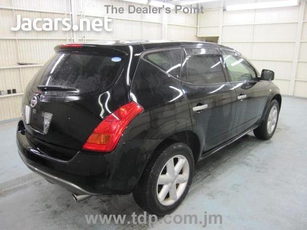 Nissan Murano 2,5L 2007-2