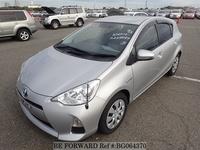 Toyota Aqua 1,5L 2013