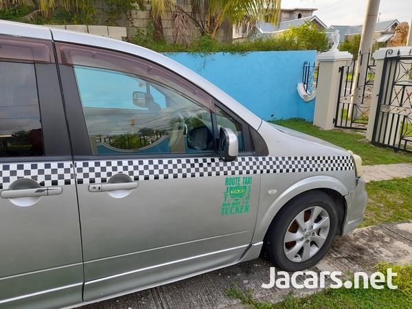 Nissan LaFesta 2,0L 2010-4