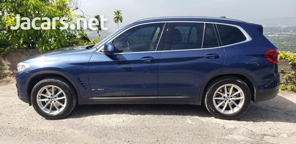 BMW X3 2,0L 2018-3