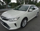 Toyota Camry 2,5L 2016
