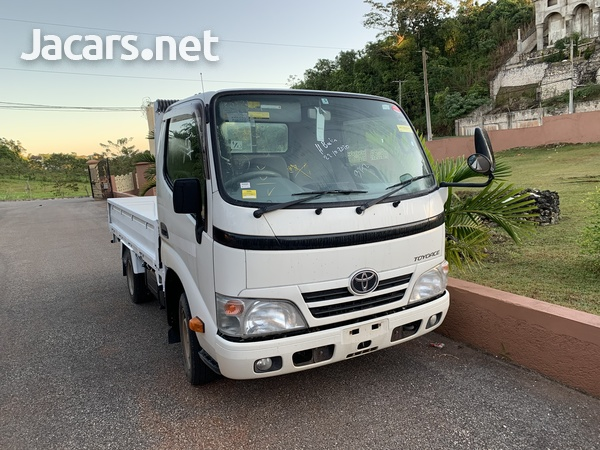Toyota Toyoace Truck-1