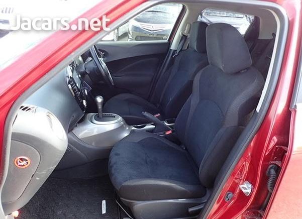 Nissan Juke 1,5L 2016-4