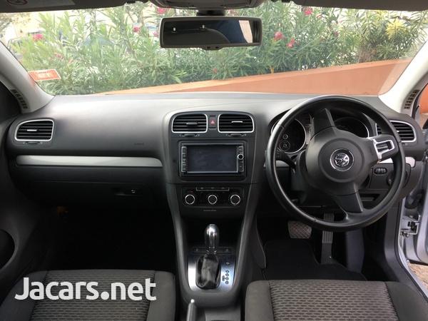 Volkswagen Golf 1,2L 2013-6