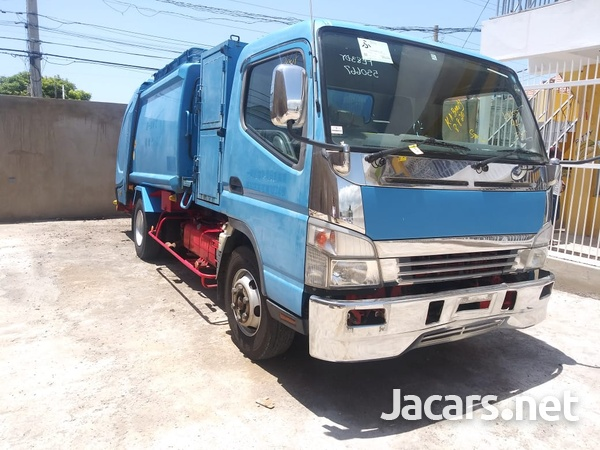 2008 Mitsubishi Canter Garbage Truck-1