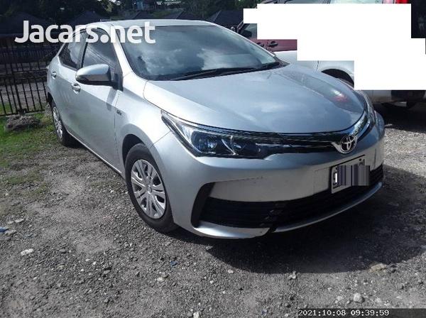 Toyota Corolla XLi 1,6L 2018-5