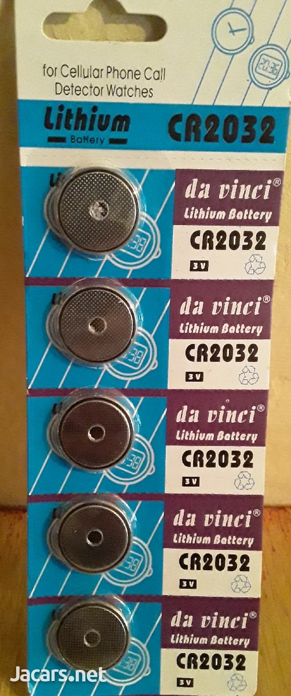 Lithium Remote Battery-1