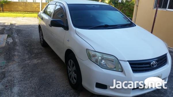 Toyota Axio 1,5L 2009-7