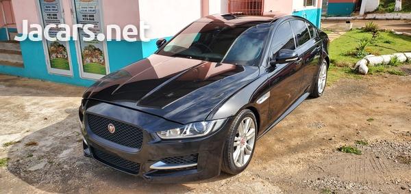 Jaguar XE 2,0L 2016-1