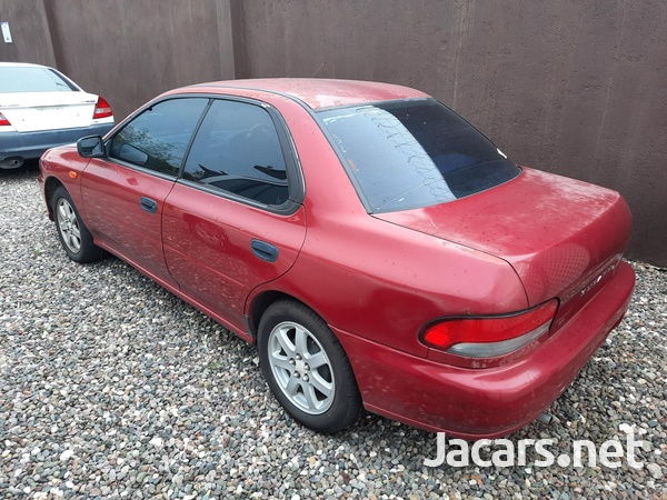 Subaru Impreza 1,6L 1998-2