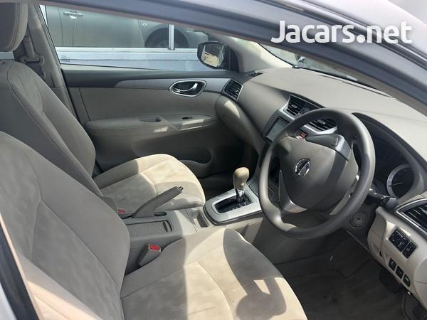 Nissan Bluebird 1,7L 2014-7