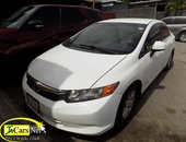 Honda Civic 1,6L 2012