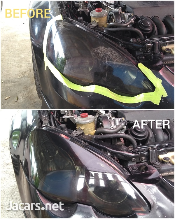 2 years lasting head lamp restoration-2