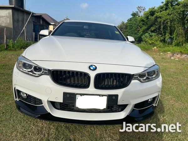 BMW 4-Series 3,3L 2015-2