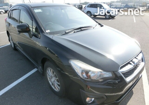 Subaru Impreza 2,0L 2012-1