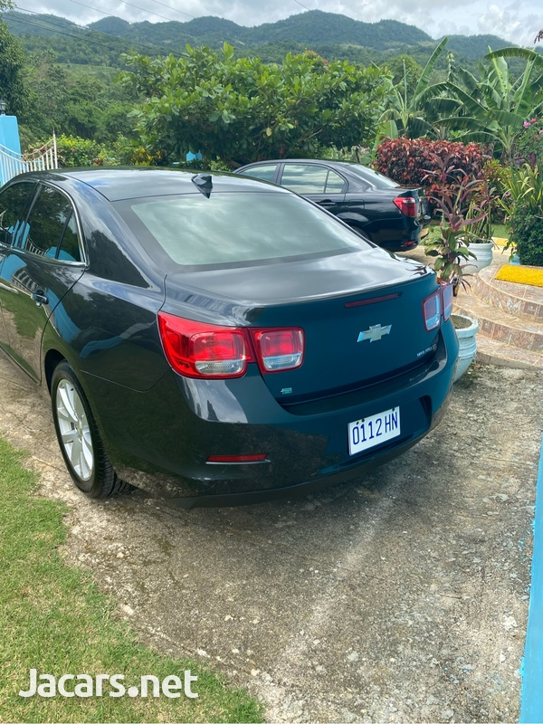Chevrolet Malibu 2,5L 2015-3