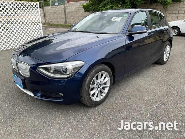BMW 1-Series 1,6L 2015-1