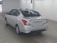 Nissan Latio 1,3L 2015